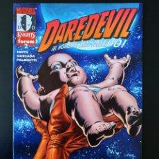 Cómics: DE KIOSCO MARVEL KNIGHTS DAREDEVIL 2 FORUM. Lote 190324371