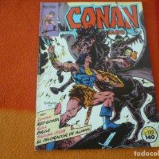 Cómics: CONAN EL BARBARO VOL. 1 Nº 132 ¡MUY BUEN ESTADO! MARVEL FORUM. Lote 190347018