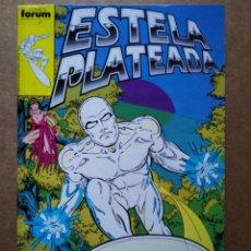 Cómics: RETAPADO ESTELA PLATEADA: NÚMEROS 6-7-8-9-10 (FORUM, 1989). POR ENGLEHART Y ROGERS Y STATON.. Lote 190413106
