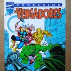Cómics: LOS VENGADORES 1-½, POR ROGER STERN Y BRUCE TIMM (FORUM EXCELSIOR, 2002). 32 PÁGINAS A COLOR.. Lote 190413860