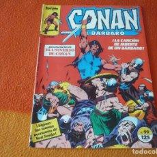 Cómics: CONAN EL BARBARO VOL. 1 Nº 99 ¡MUY BUEN ESTADO! MARVEL FORUM. Lote 190422026