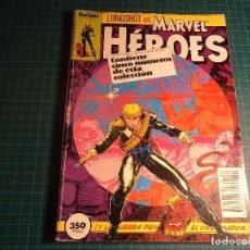 Cómics: TOMO MARVEL HEROES. CONTIENE LOS NUMEROS 11 A 15. (REF.01).. Lote 190432256