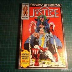 Cómics: TOMO JUSTICE. CONTIENE LOS NUMEROS 1 A 6. (REF.01).. Lote 190432467