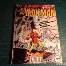 Cómics: TOMO IRON MAN. CONTIENE LOS NUMEROS 26 A 30. (REF.01).. Lote 190432862