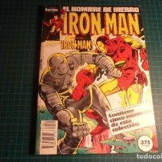 Cómics: TOMO IRON MAN. CONTIENE LOS NUMEROS 36 A 40. (REF.01).. Lote 190433607