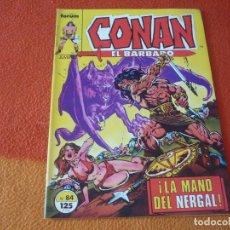 Cómics: CONAN EL BARBARO VOL. 1 Nº 84 ¡MUY BUEN ESTADO! MARVEL FORUM. Lote 190450290