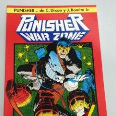 Cómics: PUNISHER : WAR ZONE - ZONA DE GUERRA - COLECCION ONE SHOT Nº 4 / MARVEL FORUM. Lote 190458100