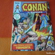 Cómics: CONAN EL BARBARO VOL. 1 Nº 75 ¡BUEN ESTADO! MARVEL FORUM. Lote 190498700