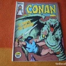 Cómics: CONAN EL BARBARO VOL. 1 Nº 65 MARVEL FORUM. Lote 190499158