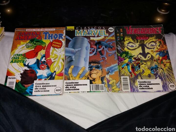 3 TOMOS. VENGADORES. MARVEL. THOR (Tebeos y Comics - Forum - Prestiges y Tomos)
