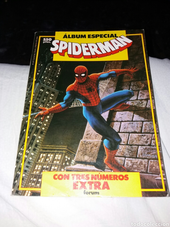 SPIDERMAN TOMO 3 NUMEROS (Tebeos y Comics - Forum - Prestiges y Tomos)