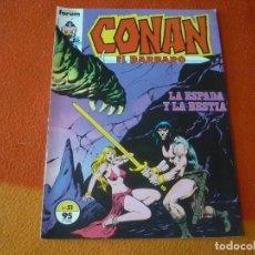 Cómics: CONAN EL BARBARO VOL. 1 Nº 51 ¡BUEN ESTADO! MARVEL FORUM. Lote 190518615