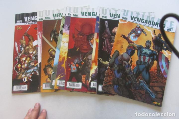 LOTE ULTIMATE VENGADORES Nº 1 2 3 4 5 6 7 9 10 PANINI MUCHOS MAS A LA VENTA MIRA TUS FALTAS CX38 (Tebeos y Comics - Forum - X-Men)