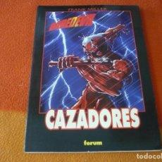 Cómics: DAREDEVIL CAZADORES ( MILLER ) ¡MUY BUEN ESTADO! OBRAS MAESTRAS 24 FORUM MARVEL. Lote 190575360