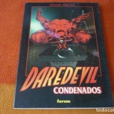 Cómics: DAREDEVIL CONDENADOS ( MILLER ) ¡BUEN ESTADO! OBRAS MAESTRAS 31 FORUM MARVEL. Lote 190575393