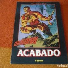 Cómics: DAREDEVIL ACABADO ( MILLER ) ¡BUEN ESTADO! OBRAS MAESTRAS 35 FORUM MARVEL. Lote 190575496