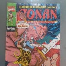 Cómics: CONAN EL BARBARO 180. Lote 190595382