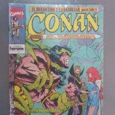 Cómics: CONAN EL BARBARO 181. Lote 190595482