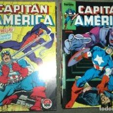 Comics : CAPITÁN AMÉRICA (NÚMEROS 1 AL 51). Lote 190615181