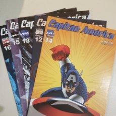 Cómics: CAPITÁN AMERICA VOL 5 - HIELO PARTES 1 A 5 - 12 13 14 15 16 - FORUM - CHUCK AUSTEN - JAE LEE. Lote 190637991