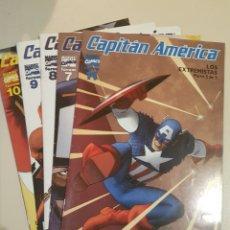 Cómics: CAPITÁN AMERICA VOL 5 - LOS EXTREMISTAS PARTES 1 A 5 - 7 8 9 10 11 - FORUM. Lote 190638396