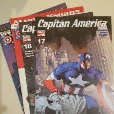 Cómics: CAPITÁN AMERICA VOL 5 - 17 18 21 25 - FORUM. Lote 190640132