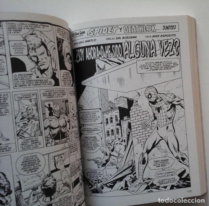 Cómics: Biblioteca Marvel: Deathlok. Volumen único. Muy completo. - Foto 3 - 190644088