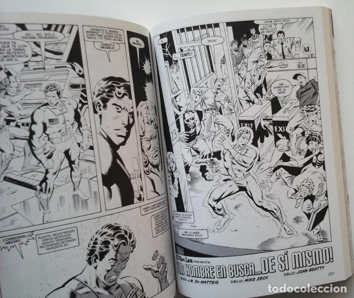 Cómics: Biblioteca Marvel: Deathlok. Volumen único. Muy completo. - Foto 4 - 190644088