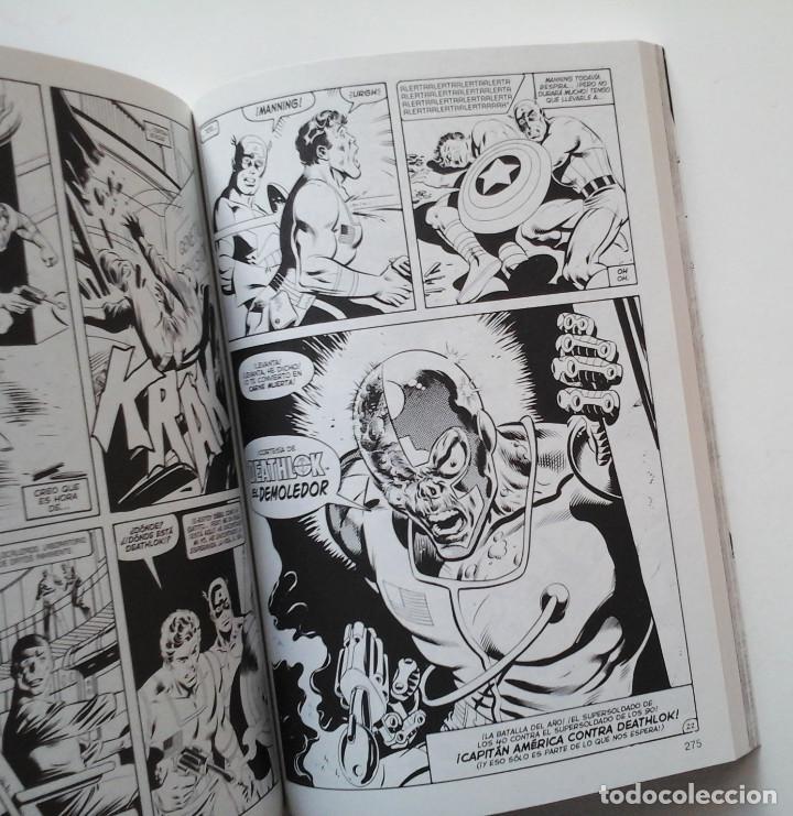 Cómics: Biblioteca Marvel: Deathlok. Volumen único. Muy completo. - Foto 5 - 190644088