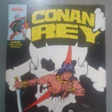 Cómics: CONAN REY 21. Lote 190644917