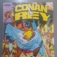 Cómics: CONAN REY 43. Lote 190645023