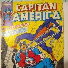 Cómics: CAPITAN AMERICA - Nº 2 VOL. 1 - 1985 - 100 PTS. Lote 190652600