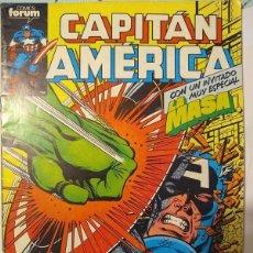 Cómics: CAPITAN AMERICA - Nº 2 VOL. 1 - MASA - 1985 - 100 PTS. Lote 190652621