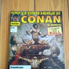 Cómics: LA ESPADA SALVAJE DE CONAN - RETAPADO CON LOS Nº 65 66 Y 67 - EXCELENTE ESTADO - D1. Lote 190709231