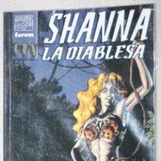 Cómics: SHANNA LA DIABLESA DE GERARD JONES Y PAUL GULACY. (TOMO) . Lote 190716921