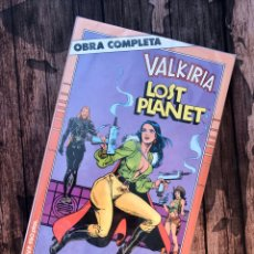 Cómics: VALKIRIA, LOST PLANET.. Lote 190719633