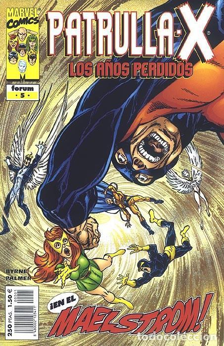 PATRULLA X LOS AÑOS PERDIDOS Nº 5 IMPECABLE - BYRNE Y PALMER (Tebeos y Comics - Forum - Patrulla X)