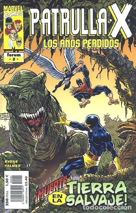 PATRULLA X LOS AÑOS PERDIDOS Nº 2 IMPECABLE - BYRNE Y PALMER (Tebeos y Comics - Forum - Patrulla X)