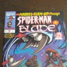 Cómics: MARVEL TEAM UP - SPIDERMAN & BLADE Nº7. Lote 190814023