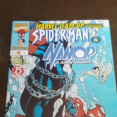 Cómics: MARVEL TEAM UP - SPIDERMAN & NAMOR Nº6. Lote 190814142