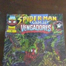 Cómics: MARVEL TEAM UP - SPIDERMAN & LOS VENGADORES Nº4. Lote 190814782
