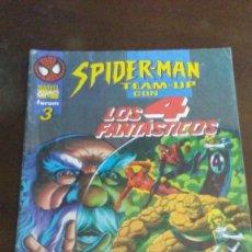Cómics: MARVEL TEAM UP - SPIDERMAN & LOS 4 FANTASTICOS Nº3. Lote 190815001