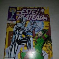 Fumetti: ESTELA PLATEADA Nº 23 COMICS FORUM ESTADO BUENO MAS ARTICULOS. Lote 190836550