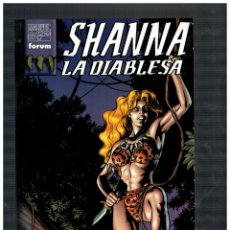 Cómics: SHANNA LA DIABLESA Nº 1. NUEVO.. Lote 190842370