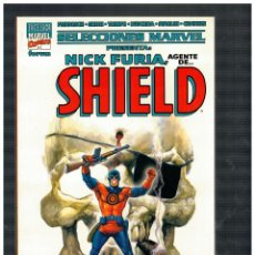 Cómics: NICK FURIA,AGENTE DE SHIELD - LA MUERTE DE NICK FURIA - EXCELENTE.. Lote 206249266