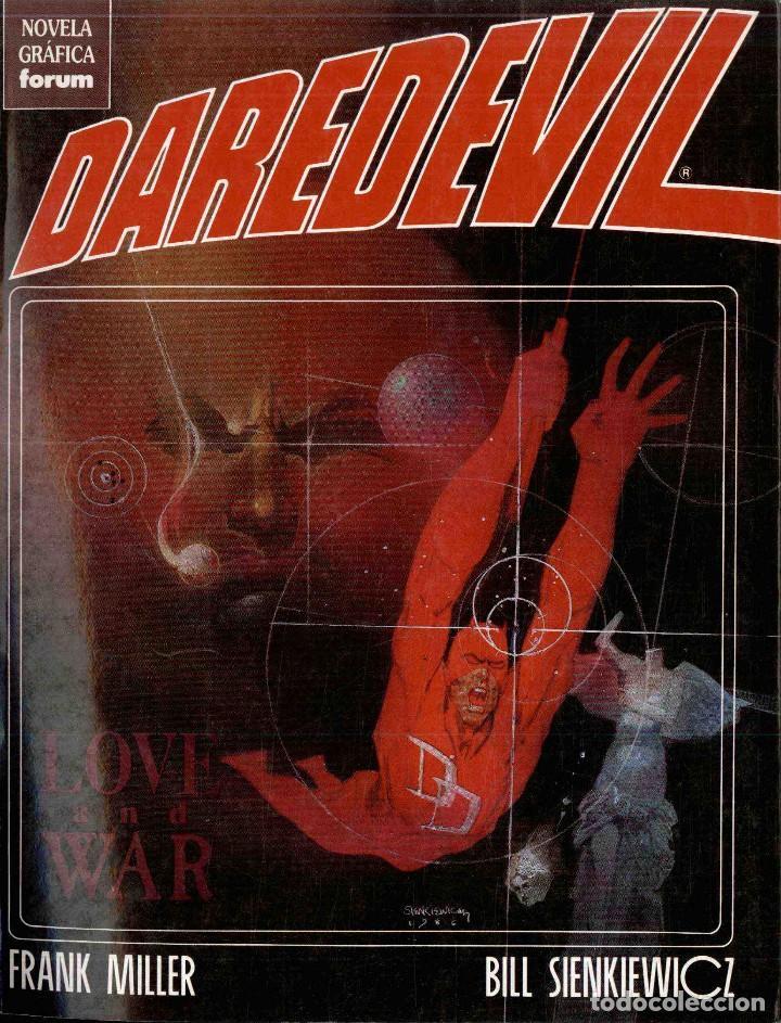 DAREDEVIL, AMOR Y GUERRA (Tebeos y Comics - Forum - Prestiges y Tomos)