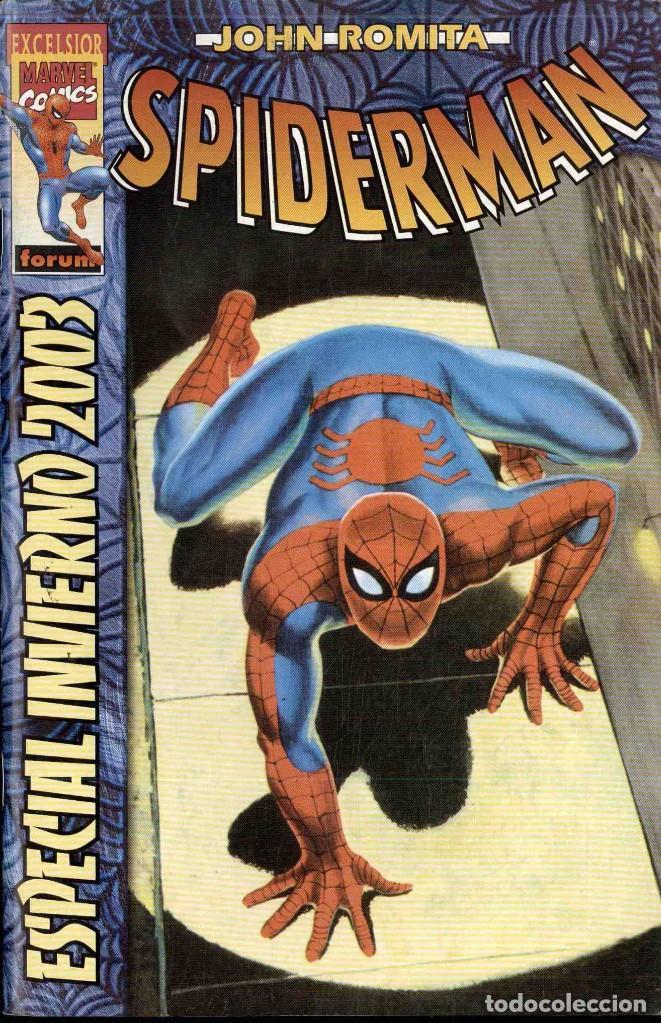 ESPECIAL INVIERNO 2003 DE LA COLECCION SPIDERMAN DE JOHN ROMITA (Tebeos y Comics - Forum - Spiderman)