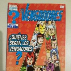 Cómics: LOS VENGADORES VOL 3 - 4 - FORUM - BUSIEK / PEREZ. Lote 191119932