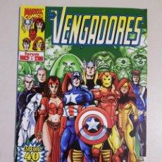 Cómics: LOS VENGADORES VOL 3 - 25 - FORUM - BUSIEK / PEREZ. Lote 191121506
