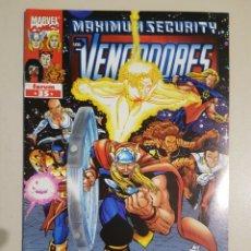 Cómics: LOS VENGADORES VOL 3 - 35 - MAXIMUM SECURITY - FORUM. Lote 191122750